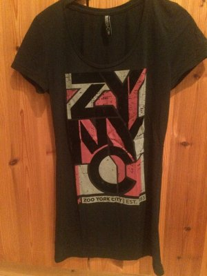 Zoo York Shirt XS schwarz