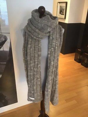 coatpeople Woolen Scarf natural white-beige wool
