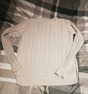 H&M Cable Sweater cream
