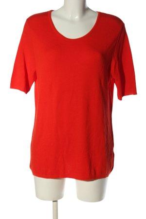 ZOSO T-Shirt rot Casual-Look