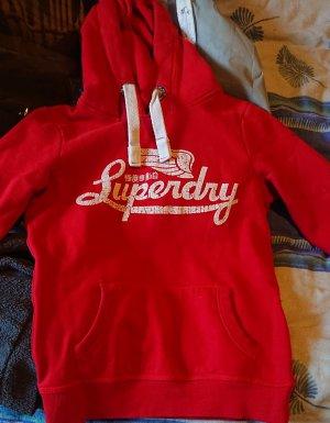 Sublevel Hooded Sweatshirt red