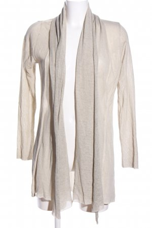 Zucchero Strick Cardigan creme Casual-Look