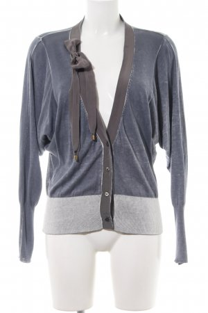 Zucchero Strickjacke meliert Casual-Look