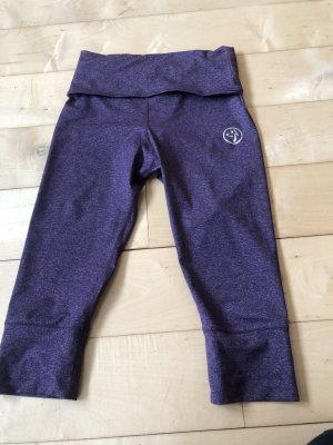 Zumba Wear Pantalón corto deportivo violeta azulado cupro