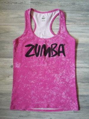 Zumba Shirt Pink
