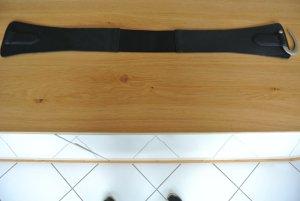 Pieces Hip Belt black leather