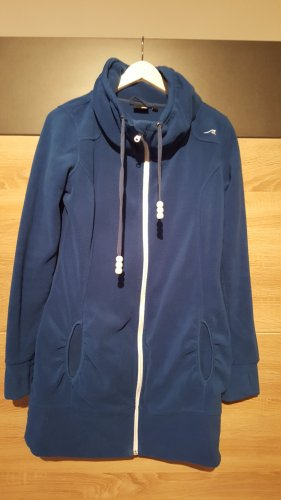 *Zustand NEU: Fleecejacke royal Gr. L