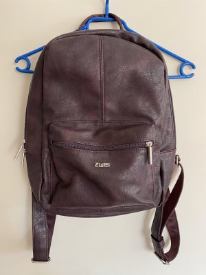 Zwei Laptop Backpack multicolored polyurethane