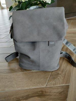 Zwei Zaino laptop grigio chiaro