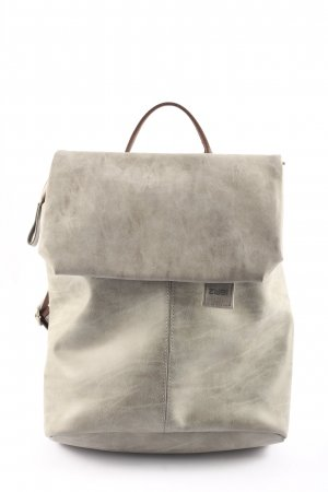 Zwei School Backpack natural white business style