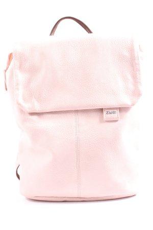 Zwei Schulrucksack pink Steppmuster Casual-Look