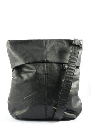 Zwei Sac porté épaule noir style décontracté
