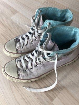 Zweifarbige Converse