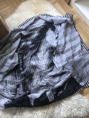 Only Chal veraniego negro-gris claro