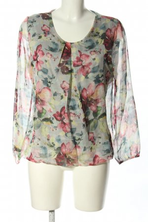 Made in Italy Blouse à enfiler multicolore