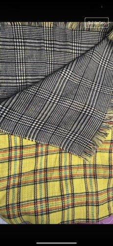 C&A Poncho de punto multicolor Algodón