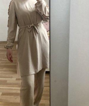 Twin Set tejido beige