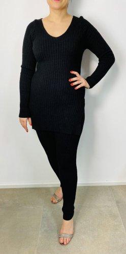 Mioni Italia Ensemble en tricot noir