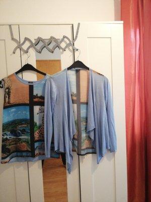 VA Milano Woven Twin Set multicolored