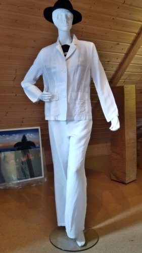 Biaggini Trouser Suit white