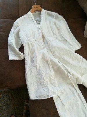 Marco Pecci Traje de pantalón blanco