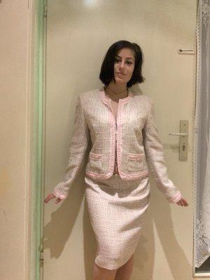 Knitted Blazer pink