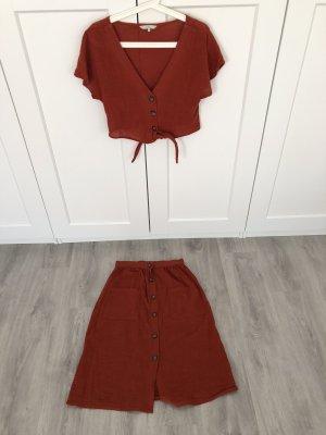 C&A Summer Dress russet