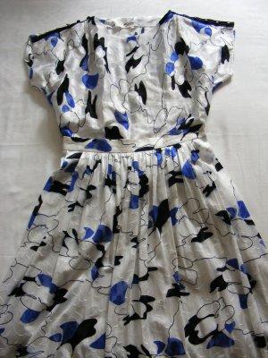 Helene Straßer Ladies' Suit multicolored cotton