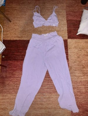 Urban Outfitters Trouser Suit lilac-purple
