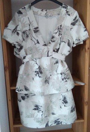 """Zweiteiliges Kleid """"Carlsson Quilt"""" Gr. M"""