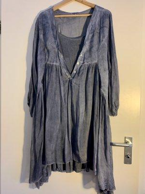 Collezione Gaia Summer Dress slate-gray