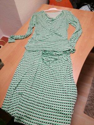 zweiteiliges Rene Lezard Kleid