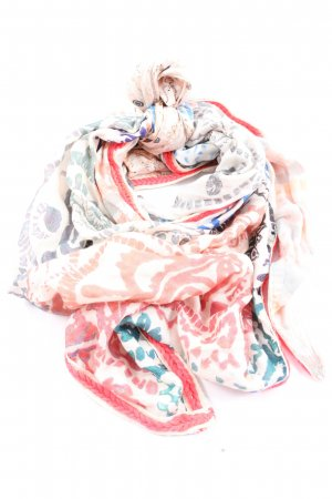Zwillingsherz Neckerchief abstract pattern casual look