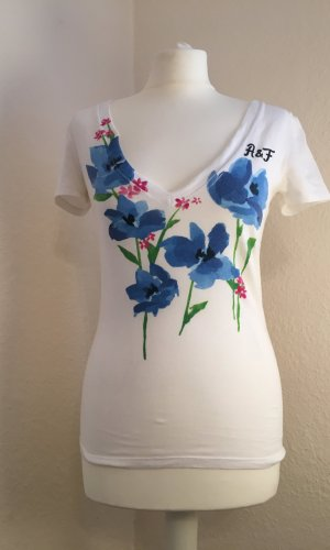 Abercrombie & Fitch T-Shirt mit Blumenprint
