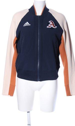 Adidas Collegejacke mehrfarbig Casual-Look