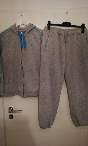 Adidas Vestido para casa gris