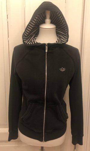 Adidas Originals Veste sweat noir