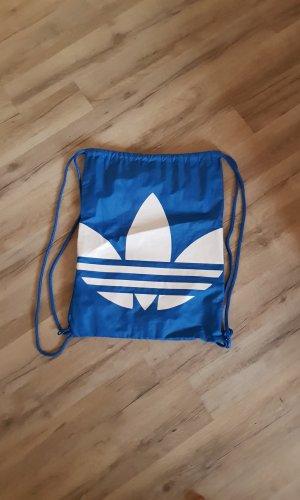 Adidas Sports Bag white-blue