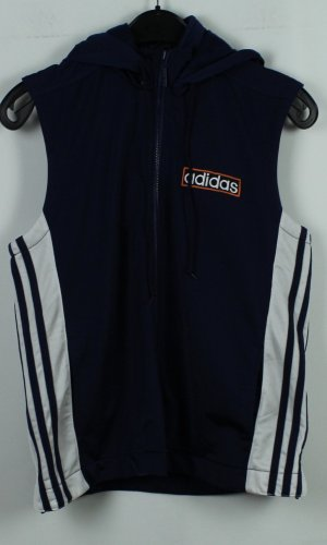 Adidas Veste sweat multicolore polyester