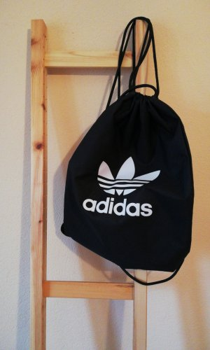 Adidas Sports Bag white-black