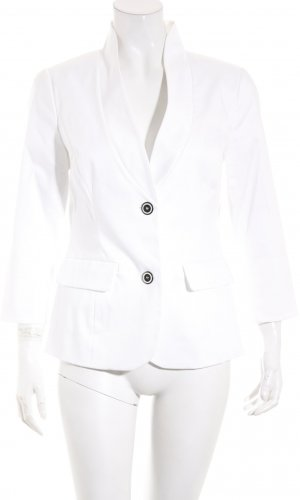 Alba Moda Kurz-Blazer weiß Elegant