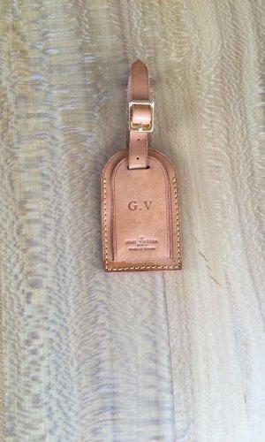 Anhänger von Louis Vuitton mit Initialen G. V