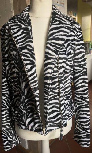 Animalprint ,  Fake Fur Jacke ,