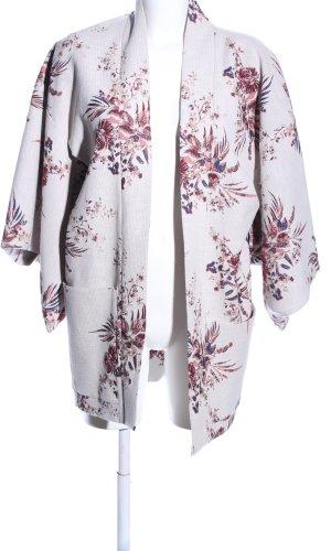 Asos Kimono estampado repetido sobre toda la superficie look casual