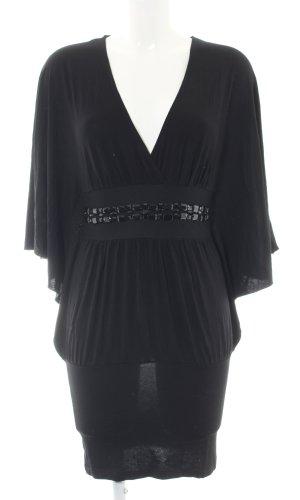 b.p.c. Bonprix Collection Tuniek zwart casual uitstraling