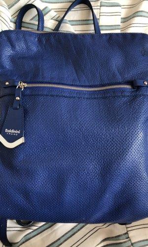 Baldinini Laptoptas blauw-donkerblauw