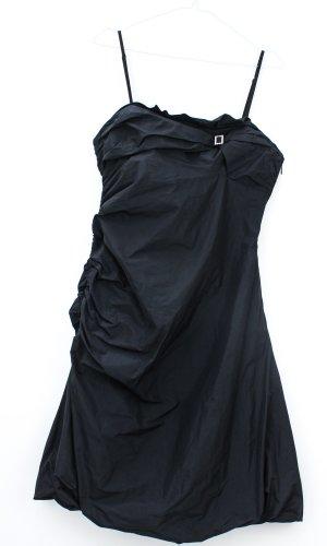 Vera Mont Robe ballon noir polyester