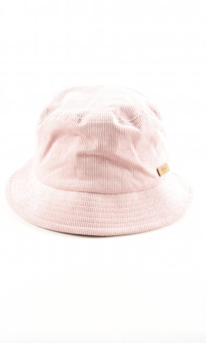 Barts Stoffen muts roze casual uitstraling