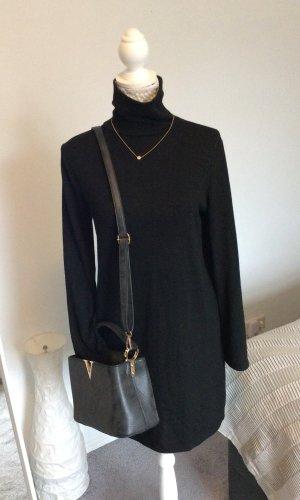 Zara Sweaterjurk zwart