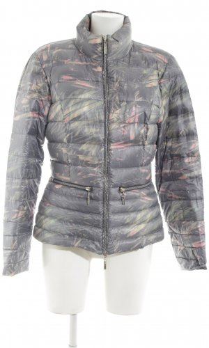 Beaumont Steppjacke abstraktes Muster Casual-Look